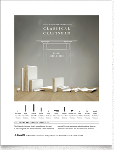 WindsorONE - 1 sheet on Classical Craftsman Moldings