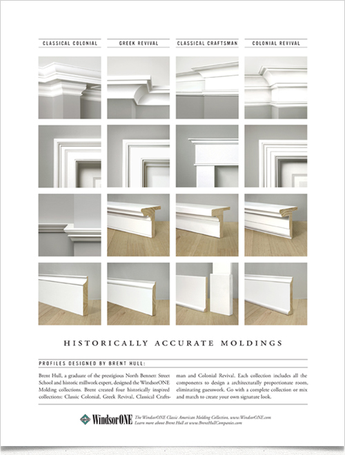 Moldings by WindsorONE
