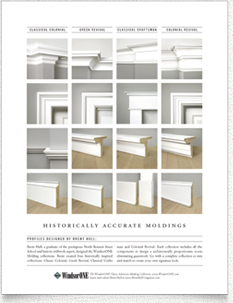 WindsorONE - Classic American Molding Collection