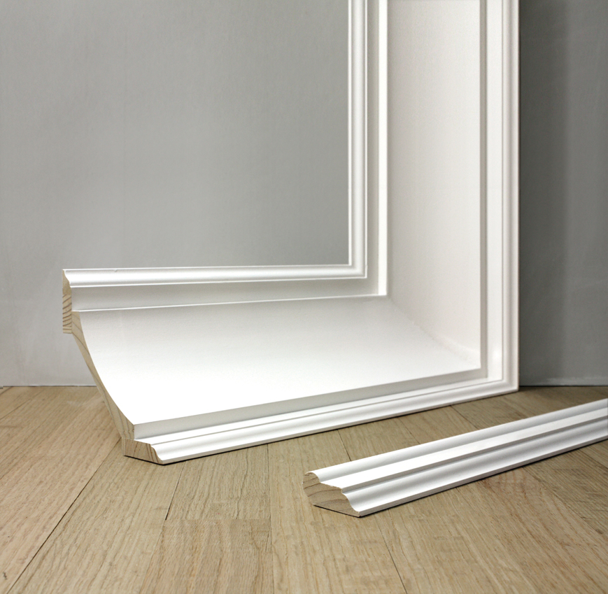 Moldings colonial revival by windsorone for Colonial cornice